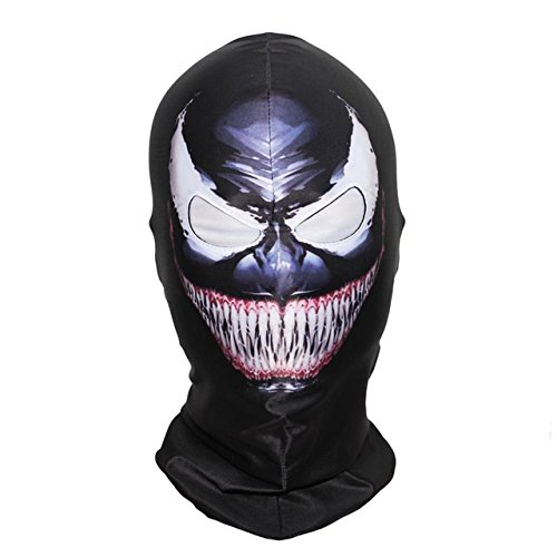 9Style New Skull Ghost X-men Deadpool Punisher Deathstroke Masks Grim Reaper Balaclava Tactical Halloween Costume Full Face Mask (19) New Balaclava