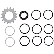 Wheels Manufacturing One Speed Conversion Set with 16T Cog, Black