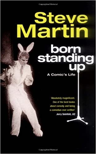 best biography books : Born Standing Up