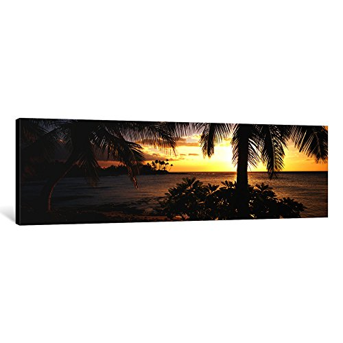 iCanvasART 1 Piece Kohala Coast, Hawaii, USA Canvas Print by Panoramic Images, 0.75 by 48 by 16-Inch by iCanvasART