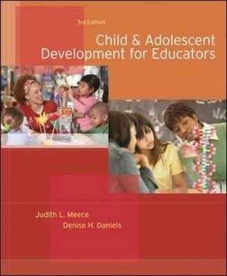Child & Adolescent Development for Educators
