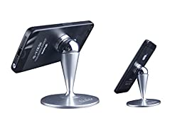 Nochoice Magnetic Car Mount and Tabletop Holder for Cell Phone (2 in 1)