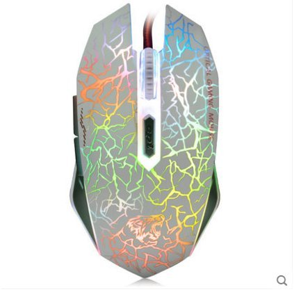 Pro Ear 2000 Mask (Computer Gaming Mouse, URA Professional Gaming Mouse 2.4G 7 Soothing LED Colors [ 2016 Model ] Adjustable for PC Laptop Desktop Notebook)