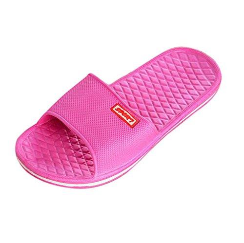 Pantofole Caldo Bagno Rosa Per Longra Da Sandali Donna Casa La Twqaz5a 11f90c21fa4