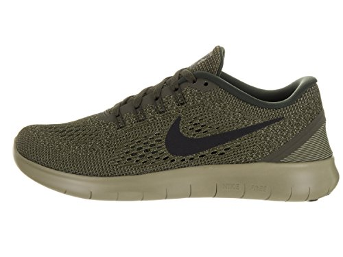 Nike Mujeres Free Rn Dark Loden / Black / Neutral Olive