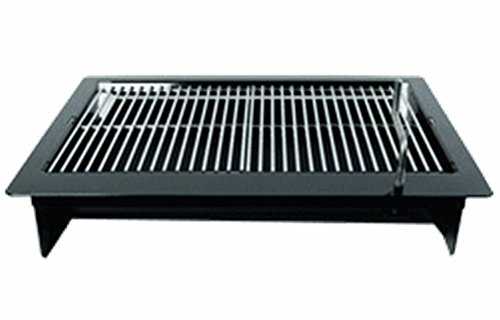 EasyChef Charcoal & Wood Built-in 24″ Counter Top Grill Review