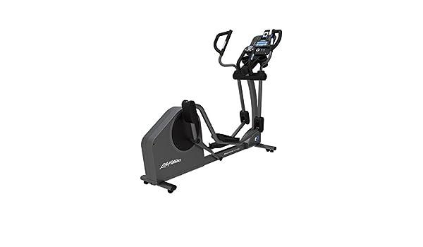 Life Fitness - bicicleta elíptica E3 con consola TRACK+: Amazon.es: Deportes y aire libre