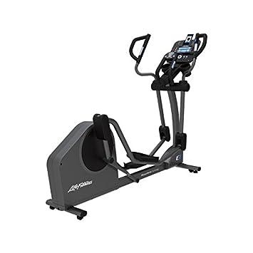 Life Fitness - bicicleta elíptica E3 con consola TRACK+