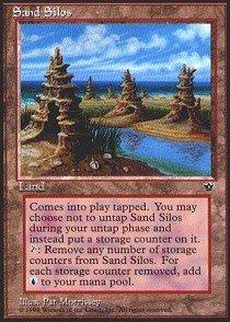 Magic: the Gathering - Sand Silos - Fallen Empires