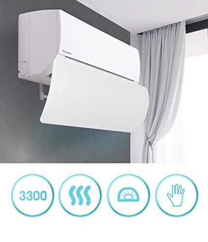 🥇 Deflector de aire acondicionado