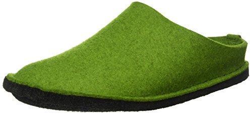 Vert Chaussons 36 Grün Adulte Grasgrün Mixte Soft Haflinger 4IxwqP5Rn