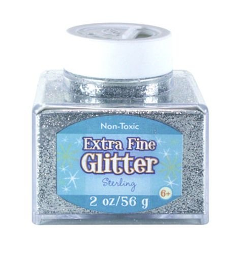 Sulyn 2oz. Glitter Stacker Jar - Sterling
