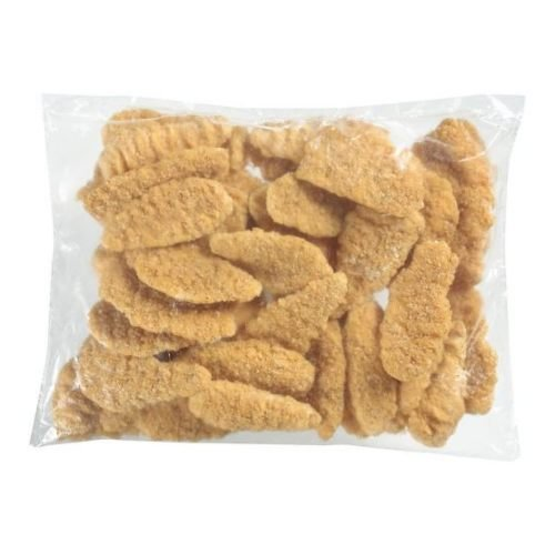 Tyson Uncooked Peppered Chicken Breast Tender Fritter, 5 Pound -- 2 per case.