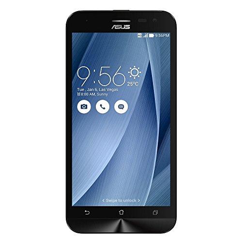 Asus Zenfone 2 Laser ZE500KL 16GB Silver, Dual SIM, Unlocked GSM International Version, No Warranty