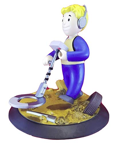 (Loot Crate Fallout Fortune Finder Perk Figure )