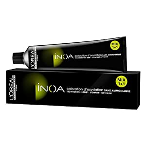 INOA Ammonia Free Permanent Colour 6,23 Dark Iride by Ammonia free colour