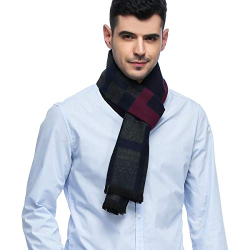 Cashmere Warm Long Winter Scarf ()