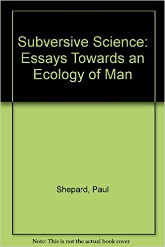 Thesis Statement For Persuasive Essay Subversive Science Essays Towards An Ecology Of Man Paul Shepard Daniel  Mckinley  Amazoncom Books English Essay My Best Friend also Essay Of Health Subversive Science Essays Towards An Ecology Of Man Paul Shepard  Health Care Reform Essay