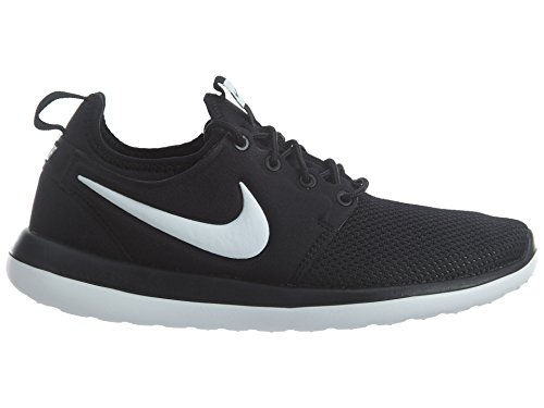 Nike Roshe Two (Gs), Zapatillas Unisex Niños Negro (Black/white)