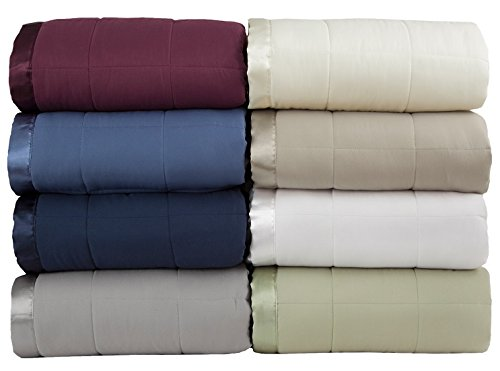 Price comparison product image Microfiber Bed Blanket All-Season Lightweight Down Alternative Quilted Comforter
