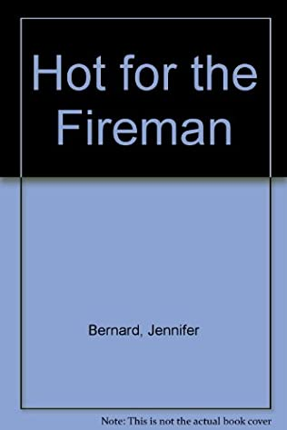 book cover of Hot for Fireman