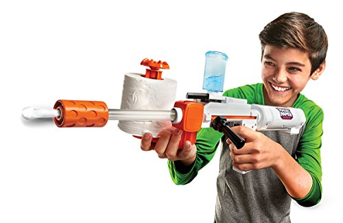 Toilet Paper Blaster Skid Shot (Normal Heart Rate For Two Year Old Child)