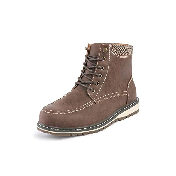 Kerrian Online Fashions 41jKn56Is-L Bruno Marc Boys Classic Ankle Work Boots(Toddler/Little Kid/Big Kid)