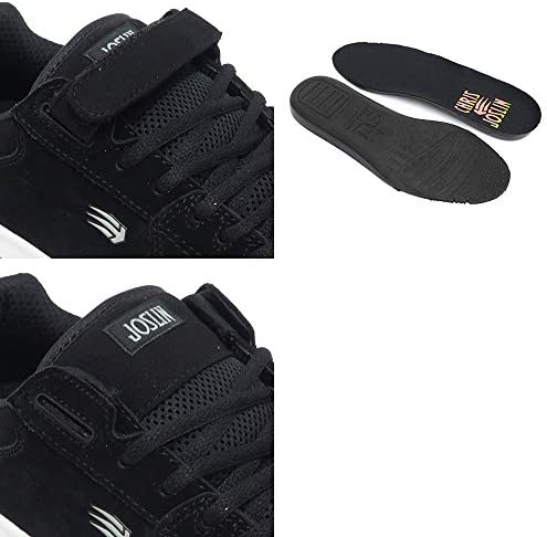 SHOES シューズ スニーカー JOSLIN 2 MICHELIN 黒/白/ガム BLACK/WHITE/GUM スケートボード スケボー SKATEBOARD