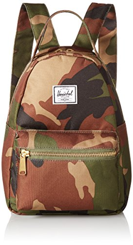 - Herschel Nova Mini Backpack, Woodland Camo, One Size