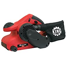 "King Canada 8356VS 3"" x 21"" Variable Speed Belt Sander"