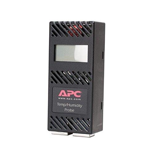Apc Temperature Humidity Sensor - APC AP9520TH APC - Temperature & humidity sensor - black