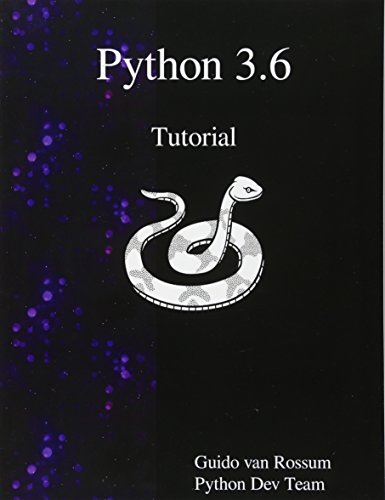 Python 3 6 Tutorial