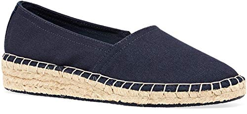 Superdry Classic Wedge Espadrille Womens Trainers