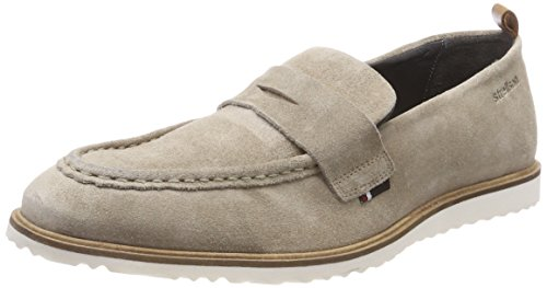 Lfo Brad Brown Para Loafer Marrón Strellson light Hombre Mocasines Rf8Wgdaq