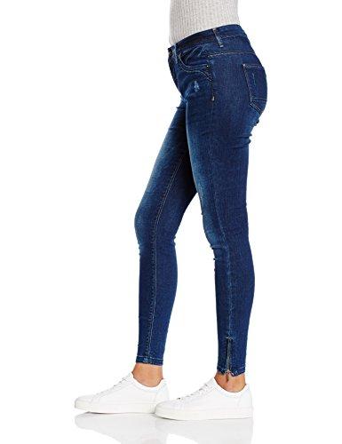Jeans Reg Denim Ank dark Sk Noos Cre500 Onlkendell Donna Blue Only Blu POq564Iw5