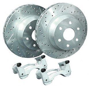 3. Baer Brakes 2302023 (EradiSpeed+ 1) Brake Rotor Upgrade