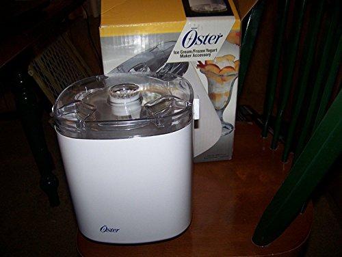 Oster Ice Cream/ Frozen Yogurt Maker Accessory (Oster Ice Cream And Frozen Yogurt Maker)