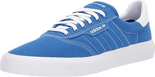 (adidas Skateboarding Men's 3MC Blue/Off-White/Off-White 12 D US)