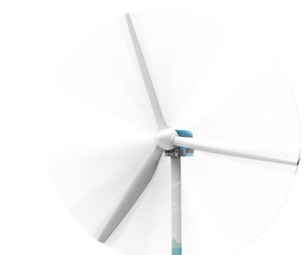 Kosmos 627928 - Wind Energie Windrad bauen An Modellen verstehen