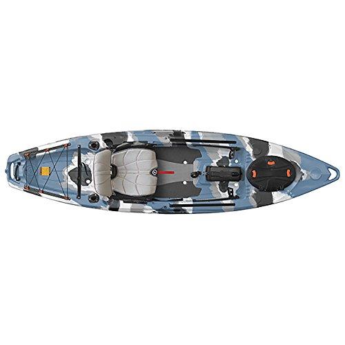Feelfree Lure 11.5 Kayak 2017 - 11ft6/Winter Camo -  67181