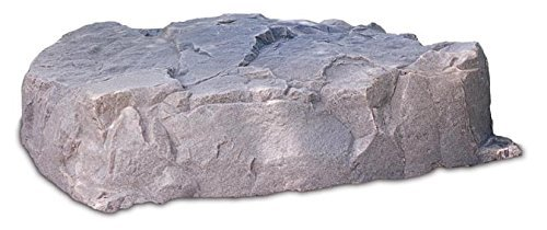 Dekorra 112-RB Model 112 Rock Enclosure, Riverbed Brown