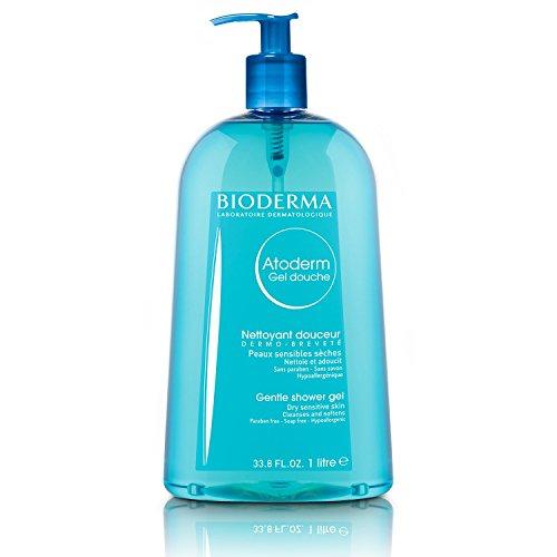 Bioderma Atoderm Moisturizing Shower Gel Body Wash For Normal To Sensitive Skin