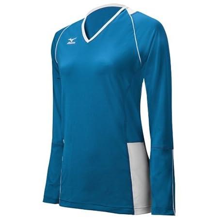 Mizuno Women's Classic Kailua Long Sleeve Jersey 440411.5S00.06.L-P