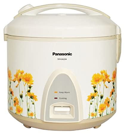 Panasonic SR-KA22A 5.7-Litre 745-Watt Automatic-Jar Cooker