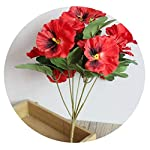 Dance-to-this-Desk-Party-Ornament-Hotel-Pansy-Fake-Artificial-Flowers-Office-Simulation-Plant-Table-Home-Wedding-Bouquet-DecorRed