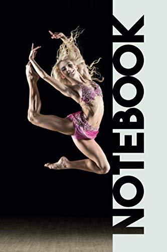 Acrobatics Dance Costumes - Notebook: Acro Dance Cool Composition Notebook