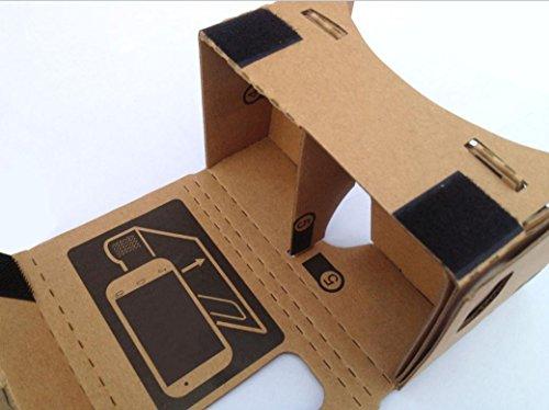 3d vr cardboard lr 4k kizuna ai rider - 1 3