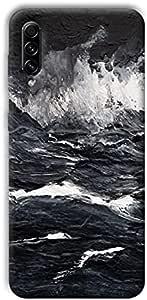 case box Sea back cover for Samsung Galaxy A70s