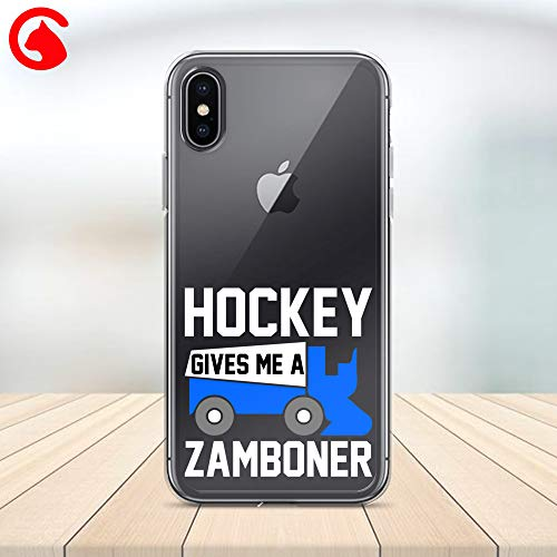 CatixCases Hockey Gives Me A Zamboner Phone Case Funny, used for sale  Delivered anywhere in USA