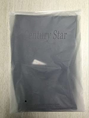 Century Star Cushioned Thick Merino Wool Crew Socks for Hiking Climbing